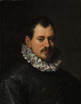 Hans Von Aachen : Portrait of jacopo biliverti