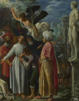 saint lawrence prepared for martyrdom