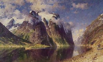Adelsteen Normann : The Fjord