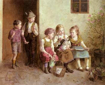 Edmund Adler : Dolls' Supper