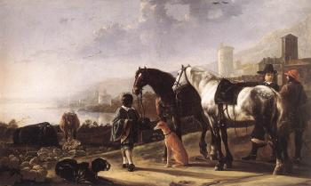 Aelbert Cuyp : The Negro Page