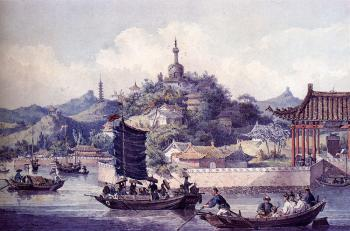 William Alexander : Emperor Of China's Gardens, Imperial Palace, Peking