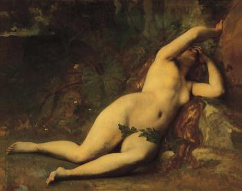 Alexandre Cabanel : Eve after the fall