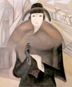 Alice Bailly : A chilly morning in luxembourg