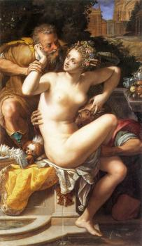 Alessandro Allori : Susanna and The Elders
