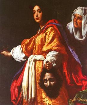 Cristofano Allori : Judith with the Head of Holofernes