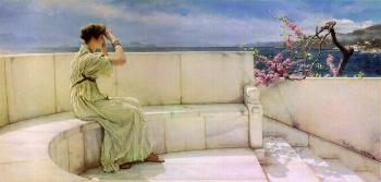 Sir Lawrence Alma-Tadema : Expectations