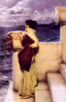 Sir Lawrence Alma-Tadema : Hero