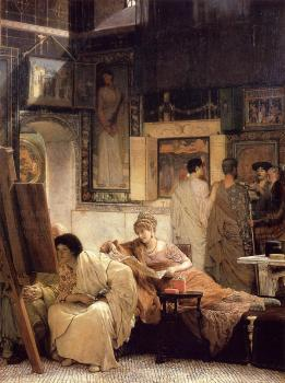 Sir Lawrence Alma-Tadema : A Picture Gallery