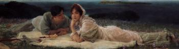 Sir Lawrence Alma-Tadema : A World of Their Own