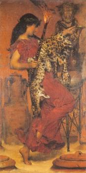 Sir Lawrence Alma-Tadema : Autumn