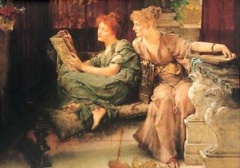 Sir Lawrence Alma-Tadema : Comparisions