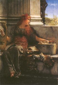 Sir Lawrence Alma-Tadema : Poetry