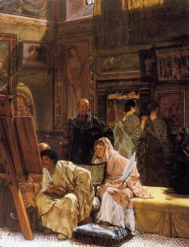 Sir Lawrence Alma-Tadema : The Picture Gallery
