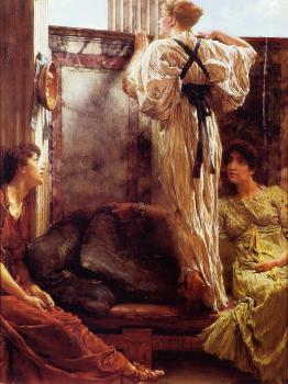 Sir Lawrence Alma-Tadema : Who is It
