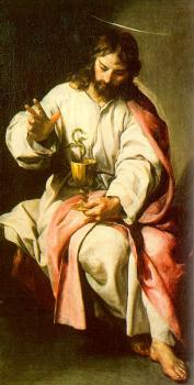 St John The Evangelist With The Poisoned Cup