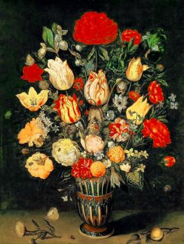 Still-Life of Flowers II