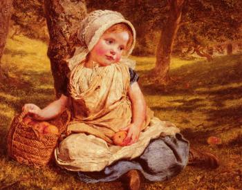 Sophie Gengembre Anderson : Windfalls
