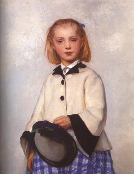 The Artist's Daughter Louise