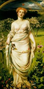 Anthony Frederick Augustus Sandys : Gentle Spring