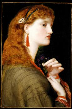 Anthony Frederick Augustus Sandys : May Margaret