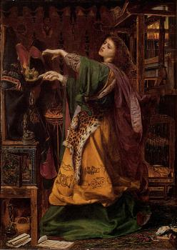 Anthony Frederick Augustus Sandys : Morgan le Fay