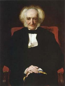 Portrait of Sir Samuel Bignold