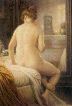 Antony Troncet : The Bather