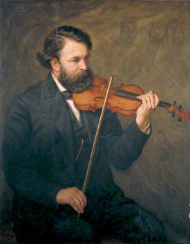 James Archer : Doctor joseph joachim, violinist, conductor, composer and teacher