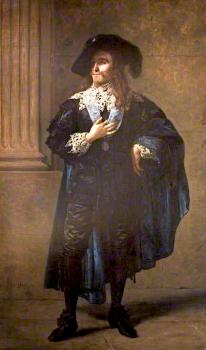 James Archer : Henry irving, as charles I