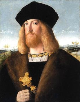 Bartolomeo Veneto : Portrait of a Bearded Gentleman