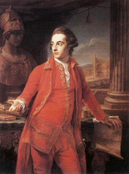 Pompeo Batoni : Sir Gregory Page Turner
