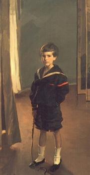 Cecilia Beaux : Portrait of James Murdock Clark Jr