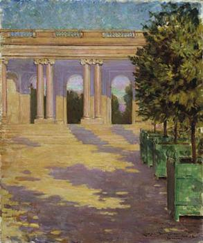 James Carroll Beckwith : Arcade of the Grand Trianon, Versailles