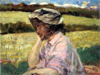 James Carroll Beckwith : Lost in Thought
