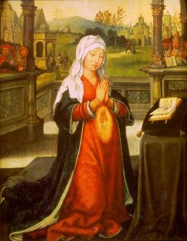 St. Anne Conceiving the Virgin Mary