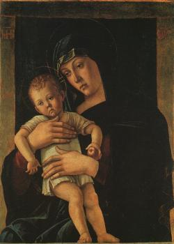 Giovanni Bellini : Greek Madonna