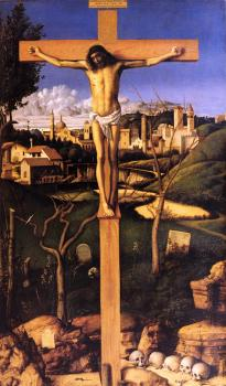 Giovanni Bellini : Bellini Giovanni The crucifixion