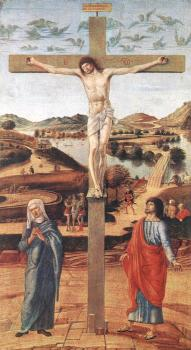 Giovanni Bellini : Crucifix
