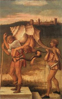 Giovanni Bellini : Four allegories 2