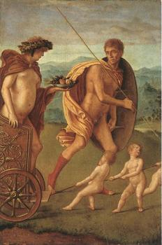 Giovanni Bellini : Four allegories 3