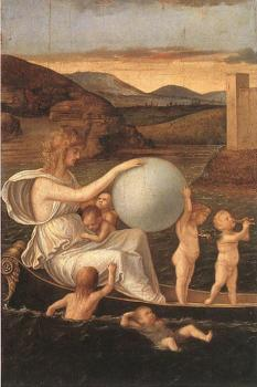 Giovanni Bellini : Four allegories 4