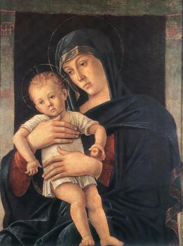 Giovanni Bellini : Greek Madonna II