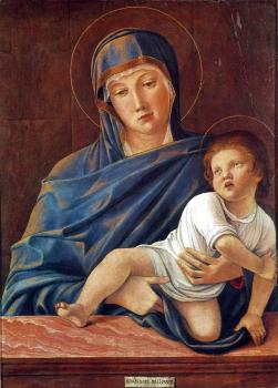 Giovanni Bellini : Madonna with the child