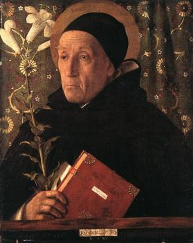 Giovanni Bellini : Portrait of Teodoro of Urbino