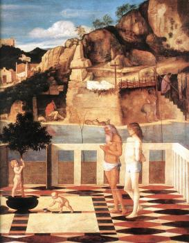 Giovanni Bellini : Sacred allegory