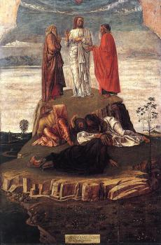 Giovanni Bellini : Transfiguration of Christ