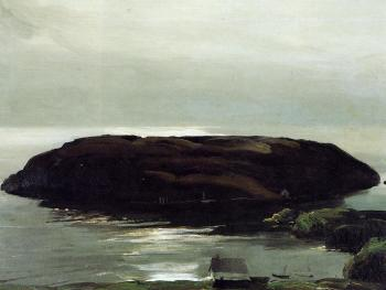 George Bellows : An Island in the Sea
