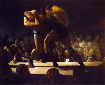 George Bellows : Club Night