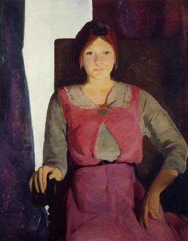 George Bellows : Geraldine Lee